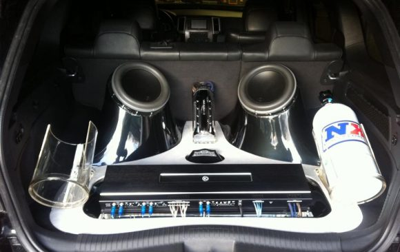 Car Audio and Custom Work